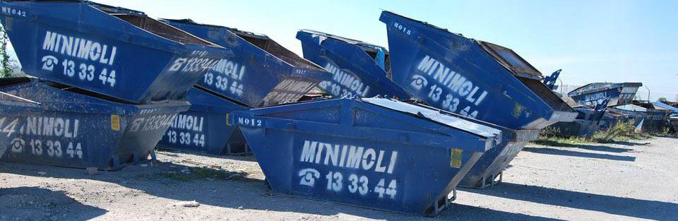 tipos de contenedores de obra alquiler contenedores obra